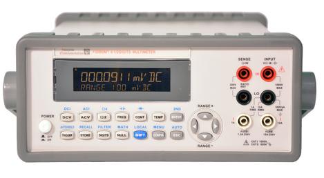 Multimètre numérique de table TRMS AC, 1 000 000 points   FI 2950MT