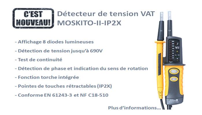 moskito II IP2X