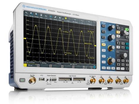 Oscilloscope numérique 2 voies  70 MHz   RTB2002