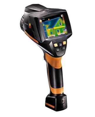 Caméra thermique avec Super Resolution Testo 875-1i   05630875V1