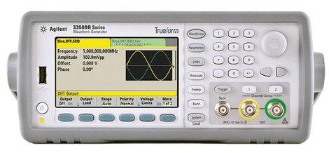 Générateur de fonctions arbitraires 1 voie 20 MHz   33511B