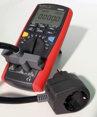 Adaptateur pour mesures de puissance avec le FI 609X   FI609X-ADP