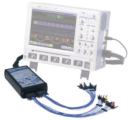Option analyseur logique mixte 36 voies 250 MHz, avec mémoire 25 MPts pour WaveSurfer XS  MS-500-36