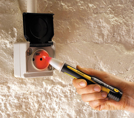 Détecteur de tension AC sans contact CA 732, au format stylo  CA 732