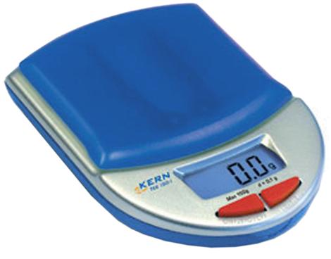 Balance numérique de poche, portée jusqu'à 150 g   TEE 150-1
