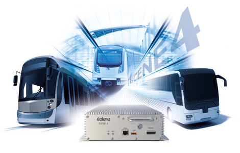 Vidéo protection embarquée    VPE-500