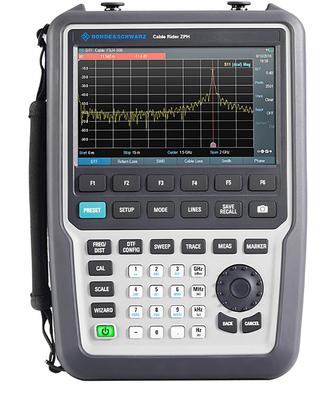 Analyseur de spectre portable  2 MHz à 3 GHz   ZPH
