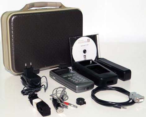 Analyseur de vibrations avec écran graphique   FI 27VB