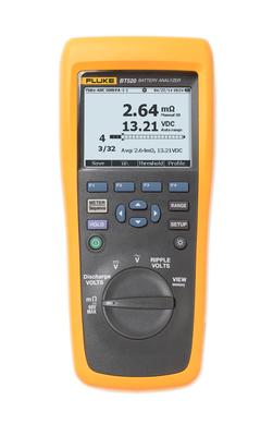 Analyseur de batteries    FLUKE BT520