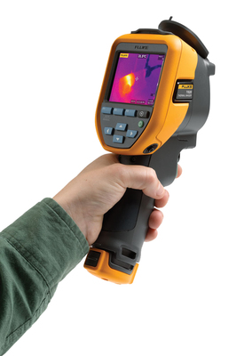 Caméra infrarouge avec focus fixe, 120 x 90, -20°C à 350°C   Fluke TIS20