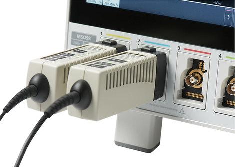 Oscilloscopes numérique mixtes  8 voies FlexChannels, 350  MHz à 2 GHz  MSO58