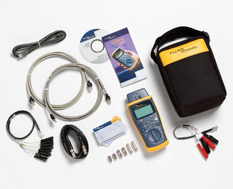 Kit de qualifications Cable IQ pour réseaux résidentiels   CIQ-KRQ