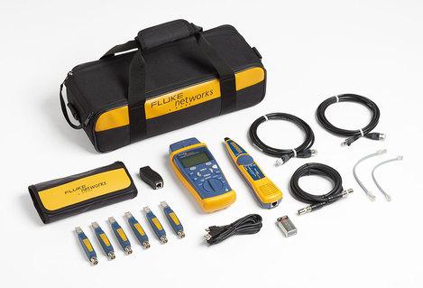 Kit testeur de bande passante des câbles réseaux   CIQ-Kit