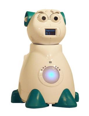 Robot Compagnon AISOY1 V5 programmation Scratch Blockly et SDK (avec Python et C/C++) AISOY1V5C