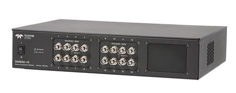 Module d'acquisition 16 voies    SAM40-16