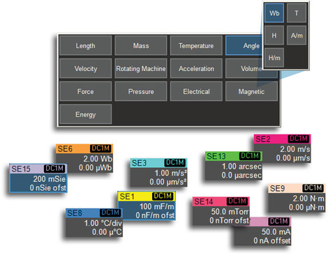 Module d'acquisition 8 voies    SAM40-8