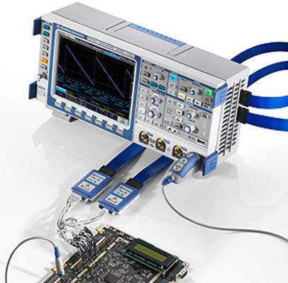 Option MSO 16 voies 400 MHz 2,5 Gech/s pour RTM3000   RTM3-B1