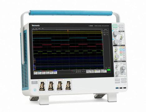 Oscilloscopes numérique mixtes  4 voies FlexChannels, 350  MHz à 2 GHz  MSO54