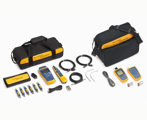 Kit du technicien de câblage  cuivre et fibre optique   CIQ-FTKSFP