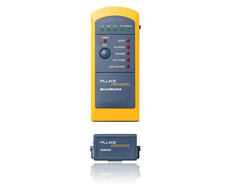 Testeur de câblages MicroMapper   MT8200-49A