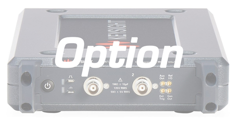 Option générateur de fonctions  / de formes d'ondes arbitraires pour P924xA  P9240AWGA