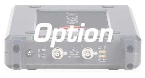 Option de déclenchement et  d'analyse Manchester et NRZ  (définissable par utilsateur)  pour P924xA P9240NRZA