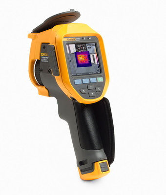 Caméra infrarouge avec mise au point MultiSharp 640 x 480 - version Pro  FLUKE-TI480-PRO-9HZ