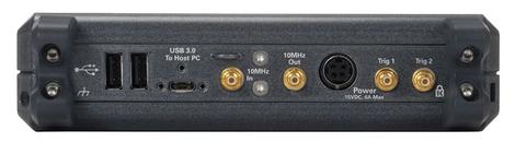 Oscilloscope numérique USB  2 voies 500 MHz   P9242A