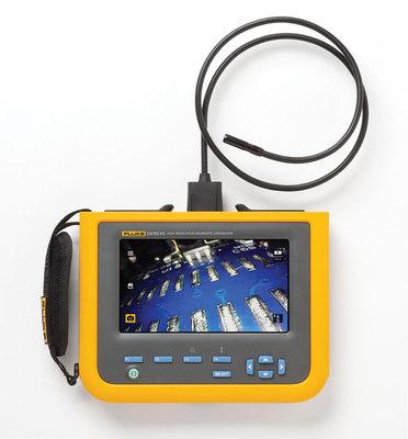 Caméra d'inspection haute  résolution avec Fluke Connect,  sonde Ø 8,5 mm, L 1,2 m  FLK-DS703-FC