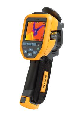 Caméra infrarouge avec focus manuel, 160 x 120, -20°C à 350°C  Fluke TIS45