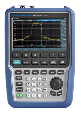 Analyseur de spectre portable  5 kHz à 2 GHz   FPH