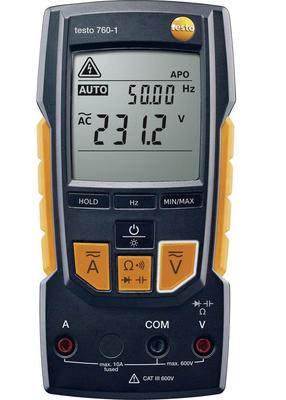 Multimètre numérique TRMS Testo 760-1   05907601
