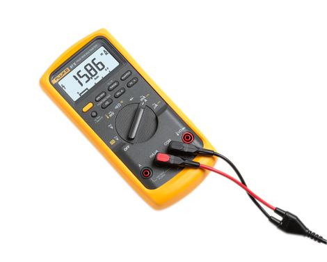 Multimètre numérique portable TRMS AC, 20 000 points, avec mesure de conductance  FLUKE 87V