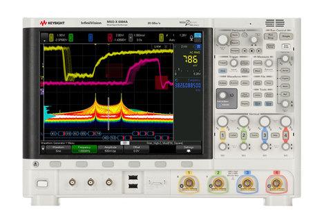 Oscilloscope numérique mixte  4 voies 1 GHz   MSOX6004A