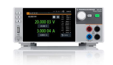 Alimentation numérique DC  2 cadrans faible bruit 2 voies  120 W  NGL202