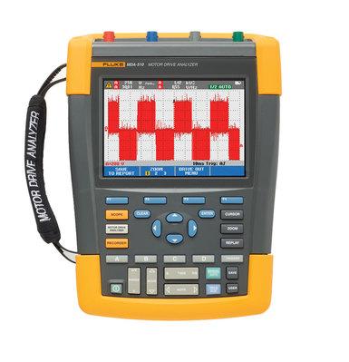 Analyseur de variateurs de  vitesse 4 voies couleur   FLUKE-MDA-510