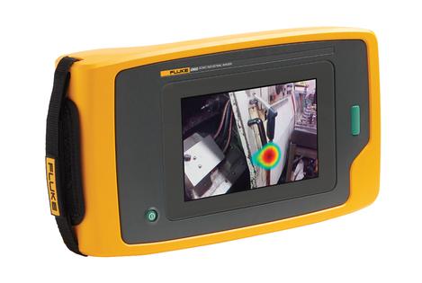 Caméra sonique industrielle    FLK-II900