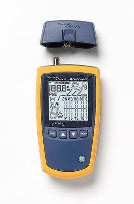 Vérificateur de câbles MicroScanner²   MS2-100