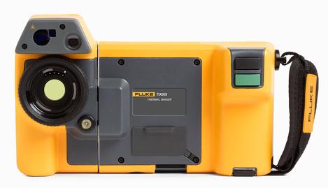 Caméra infrarouge 640 x 480 avec écran 5.7''   FLK-TIX501-9HZ