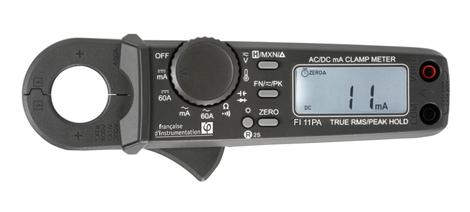 Pince multimètre 60A très haute résolution   FI11PA