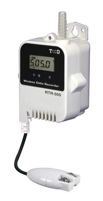 Enregistreur de température  Pt100 / Pt1000   RTR-505PT
