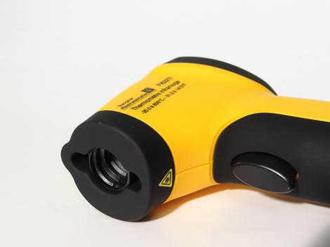 Thermomètre infrarouge -35°C à 800°C, avec visée double faisceau  FI 622TI