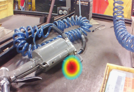 Caméra acoustique ultrasonore  ii900   FLK-II900
