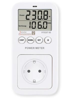 Analyseur de consommation  électrique   FITEST65