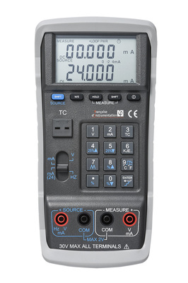 Calibrateur de process et de température   FI135CA