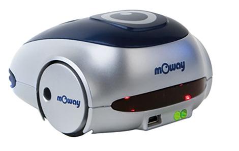 Plateforme robotique évolutive MOWAY (pack 1 robot)   9EQ1MOMA0F