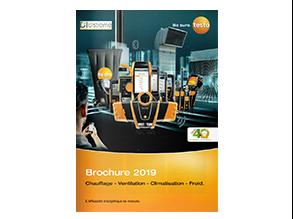testo brochure 2019