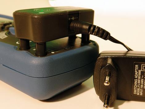 Multimètre numérique portable graphique, TRMS AC+DC, 50 000 points, avec fonction oscilloscope 1 voie 10 MHz FI 279MG
