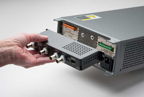 Sourcemètre 1 voie 40 W, ±40 V / ±3 A, Générateur d'impulsions 10 µs  2601B-PULSE