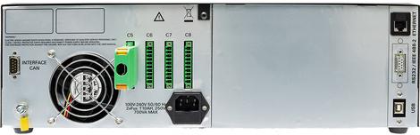 Poste de rigidité diélectrique 5kV AC et 6kV DC 500VA   SEFELEC506H